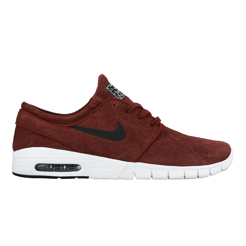 Nike-SB -Stefan-Janoski-Max-Team-Red-Black