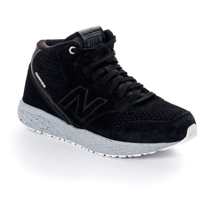 new balance 988 black da uomo