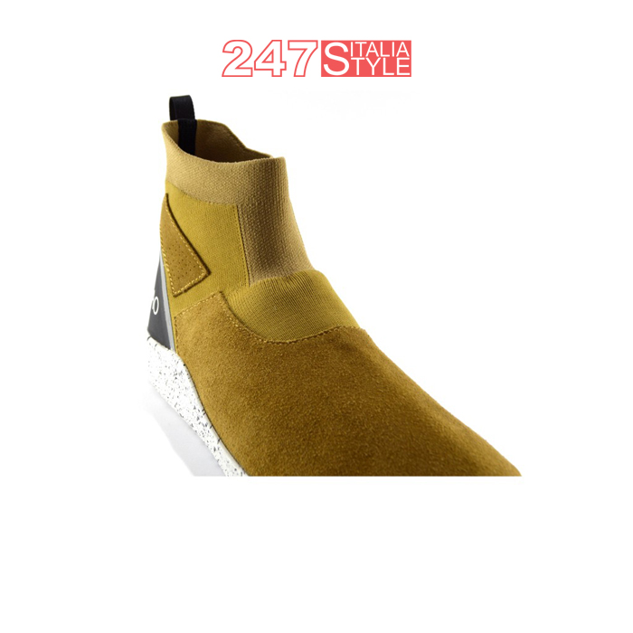 Adno 5.10 Suede Knit Curry