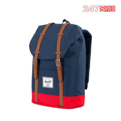 Retreat Backpack Navy-Red Prezzo 90 Quantita 2 Pezzi