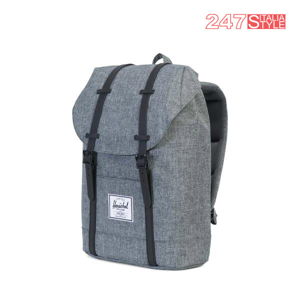 Retreat Backpack Raven Crosshatch Prezzo 90 Quantita 2 Pezzi (1)