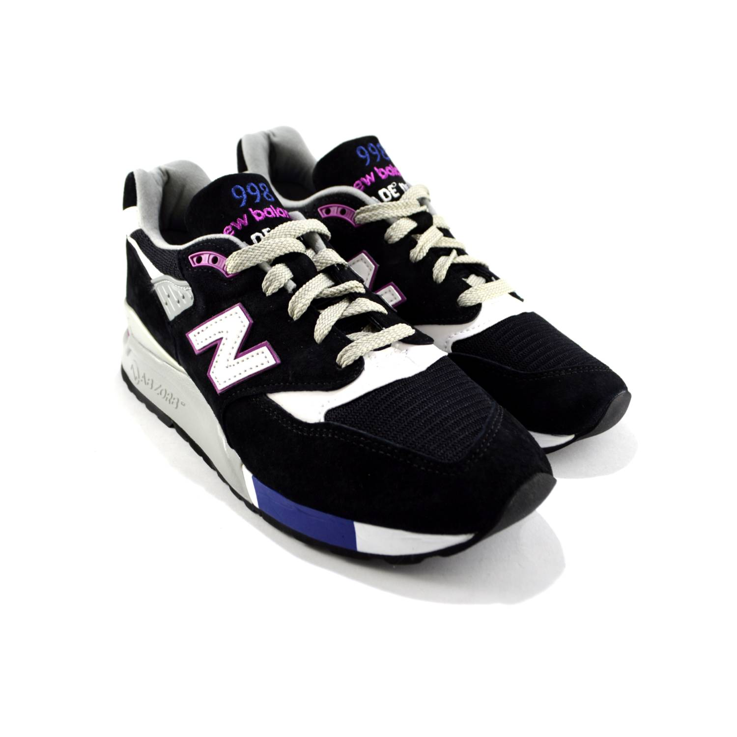 d541653d4a New Balance 998 BK Made in USA - 247 Italia Style