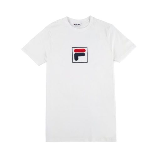 t shirt fila evan t shirt bright white