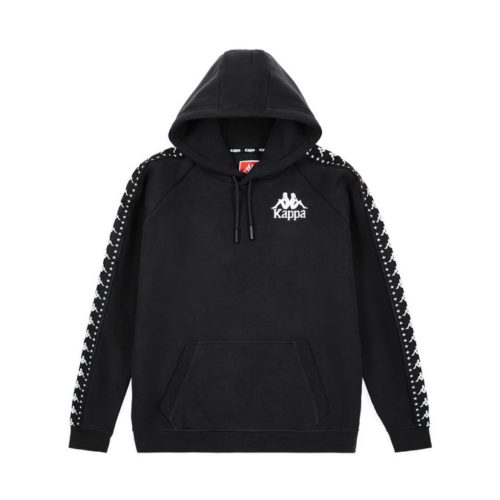 felpe-kappa-authentic-porta-hoodie-black-white-154660-674-1