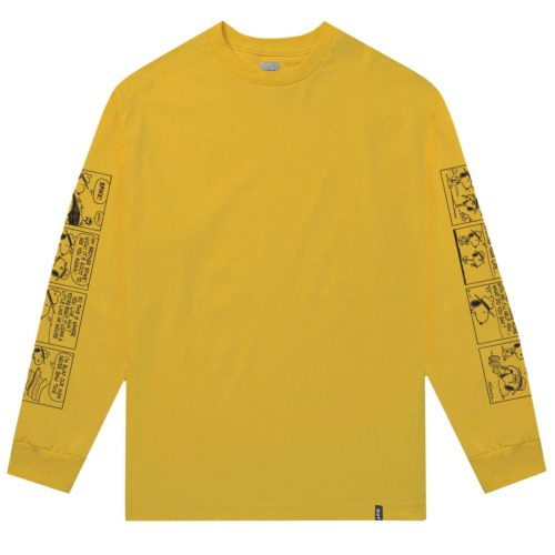 PEANUTS-SPIKE-STRIPS-L-S-TEE_YELLOW_TS00685_YELLW_01 (1)